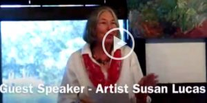 ArtTalk 2015 with Susan Lucas