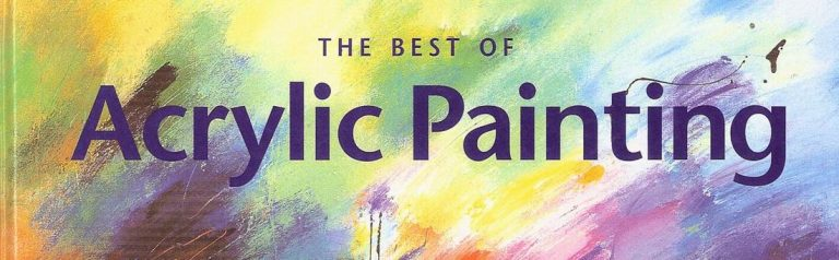 The Art of Acrylic Painting - Susan Lucas Featured
