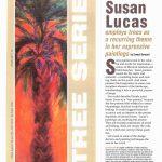 The Palette featuring Artist Susan Lucas