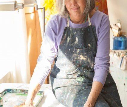 Self-Portrait: Susan Lucas