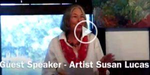 ArtTalk 2015 with Susan Lucas